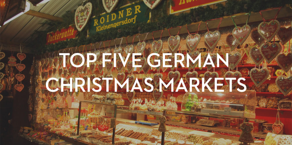 The Best German Christmas Markets in the World