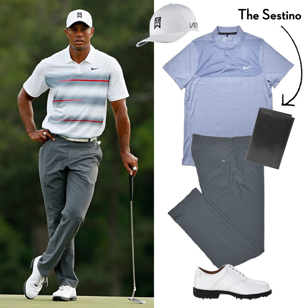 Golf attire for Men How to dress like a pro golfer | Maxwell Scott Bags
