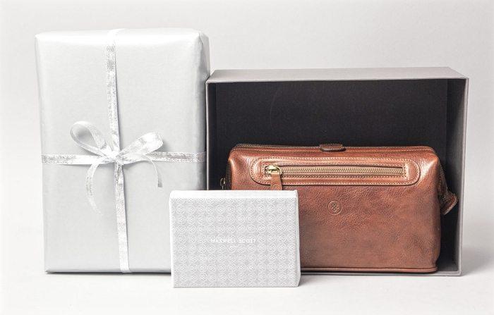 Luxury Wedding Gift Guide 2016 Maxwell Scott Bags