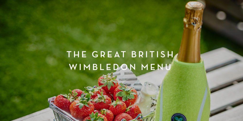 wimbledon food