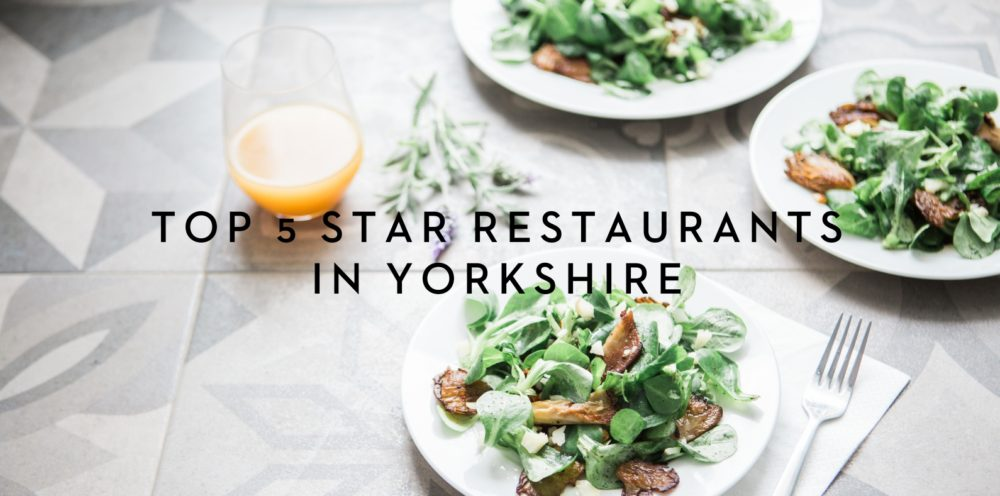 5 star restaurants yorkshire