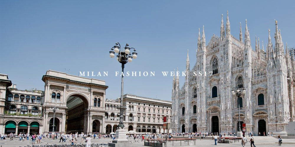 milan fashion week ss17