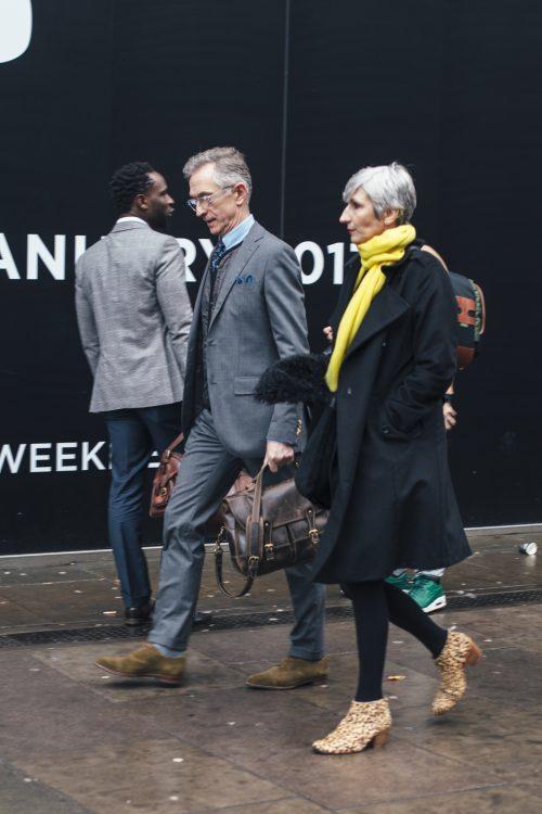 london fashion week men's