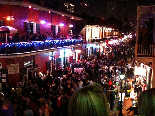 New Years Eve New Orleans 2014
