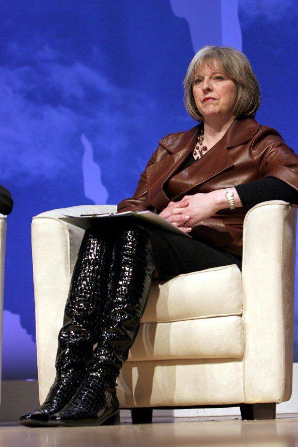 Theresa May S Top 5 Fashion Moments Maxwell Scott Bags