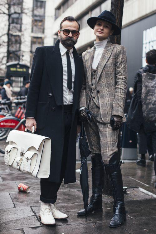 London Fashion Week Men S 2017 Street Style Report
