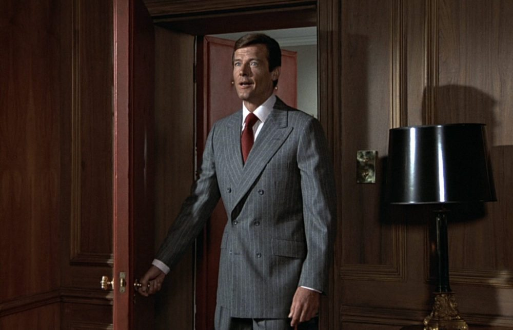 roger moore style