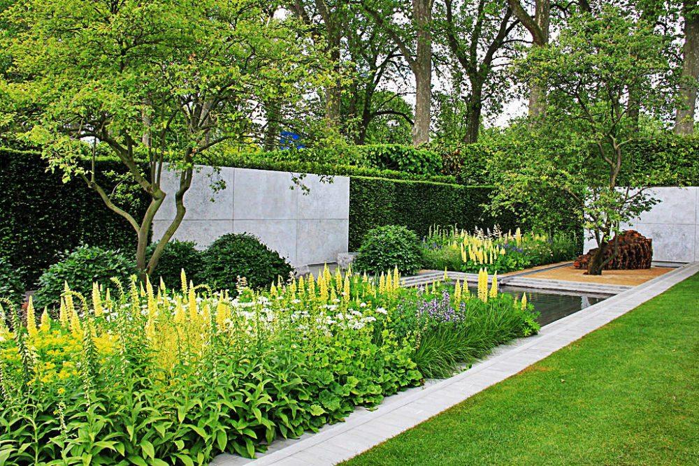 Chelsea Flower Show Gardens 2017