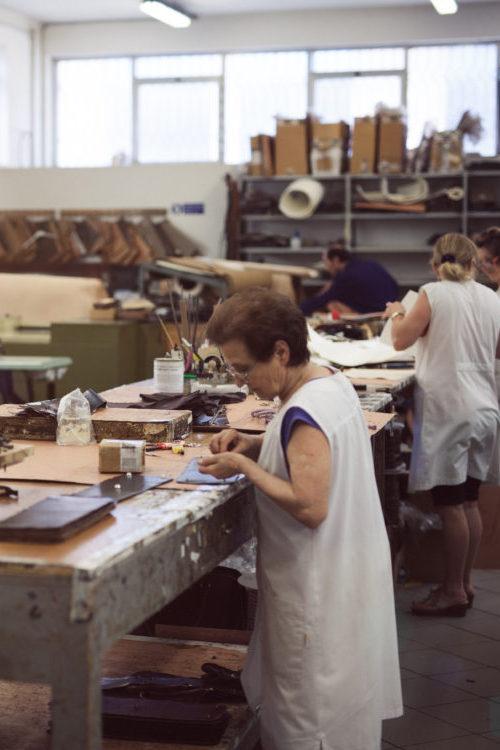 italian factory