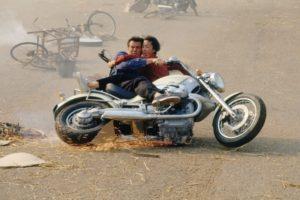 bond motorbikes