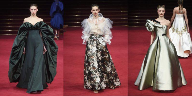 paris haute couture week spring 2018