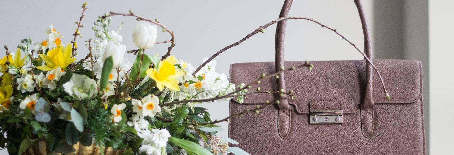luxury womens work bag