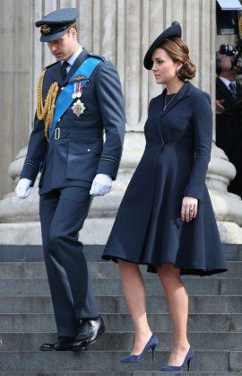 Kate Middleton's Maternity Style