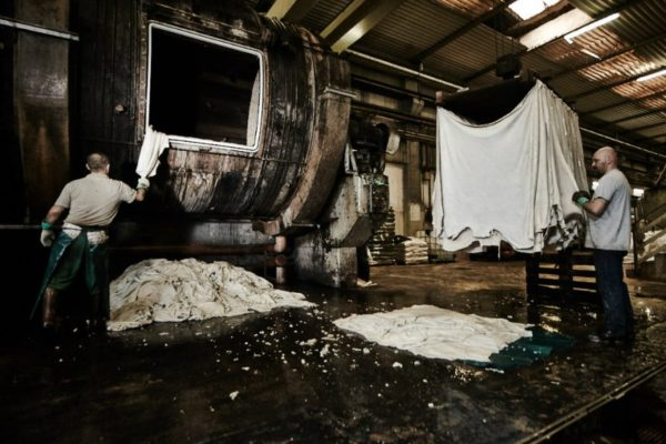 sourcing leather italy